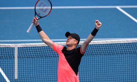 Melbourne | Edmund takes out Anderson