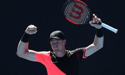 Melbourne | Edmund triumphs again