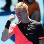 Melbourne   Edmund battles through to fourth round