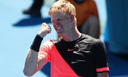 Melbourne | Edmund battles through to fourth round