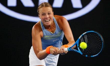 Melbourne   Kontaveit upsets Ostapenko in Baltic battle