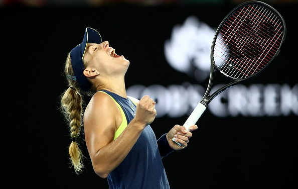 Melbourne | Kerber crushes Sharapova to take on Hsieh