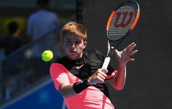 Melbourne | McHugh reaches third round of AO Juniors