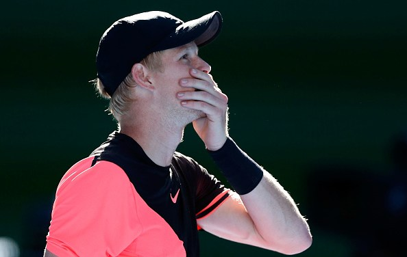 Melbourne | Edmund downs Dimitrov