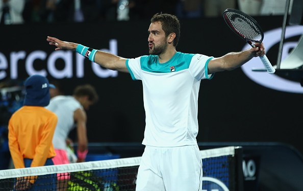 Melbourne | Nadal concedes match to Cilic