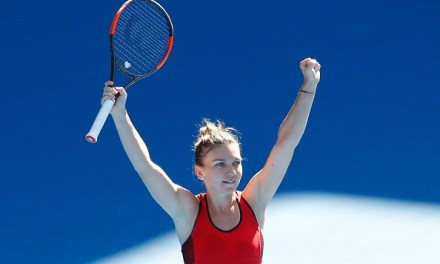 Melbourne | Halep sees off Pliskova to set up Kerber semi