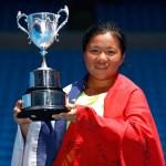 Melbourne   Liang beats Burel for AO Girls title