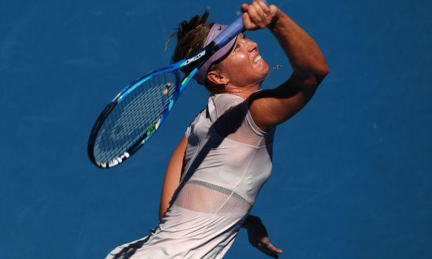 Melbourne | Sharapova and Kerber safe as Kvitova falls