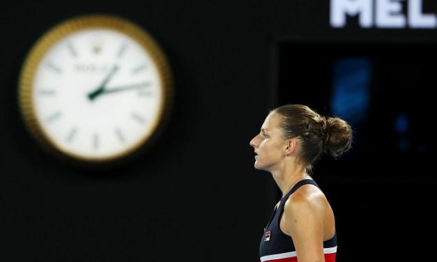 Melbourne | Pliskova shakes off Strycova
