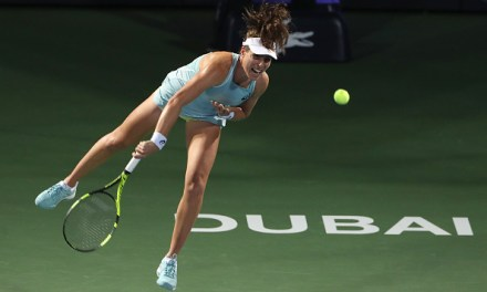 Dubai | Konta gets off to a winning start