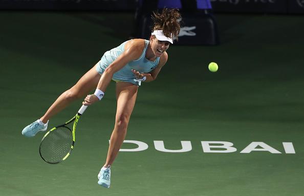 Dubai | Konta gets off to a winning start