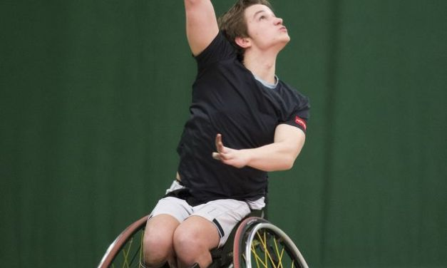 Bolton | Could Vandorpe be Belgium's next top tennis talent?