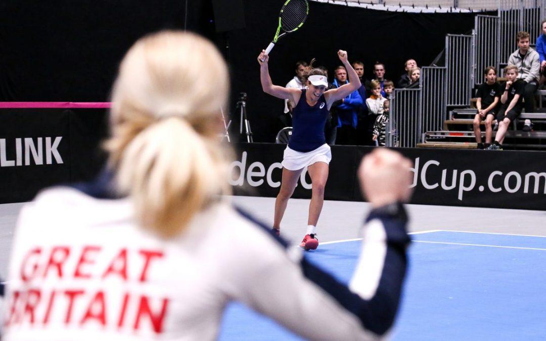 Tallinn | Britain through to Promotional Play-off
