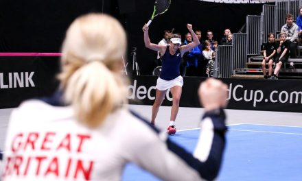 Tallinn | Britain through to Promotional Play-off
