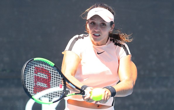 Yokohama | Robson wins doubles in Japan