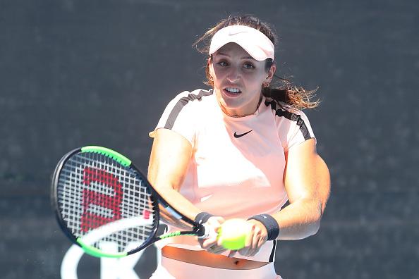 Yokohama | Robson wins doubles in Japan