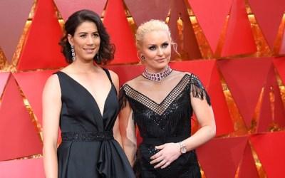 Los Angeles | Muguruza sizzles on Oscar Night