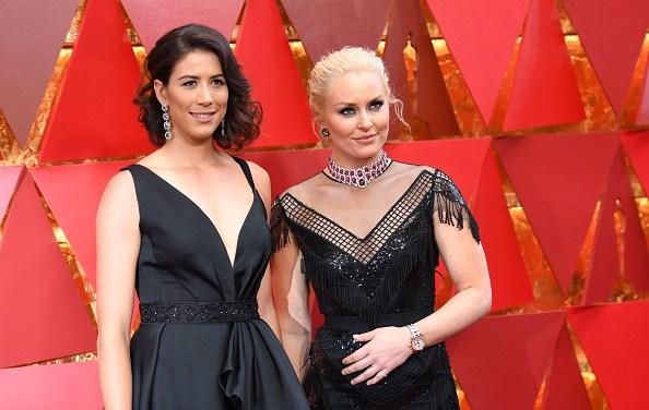 Los Angeles   Muguruza sizzles on Oscar Night