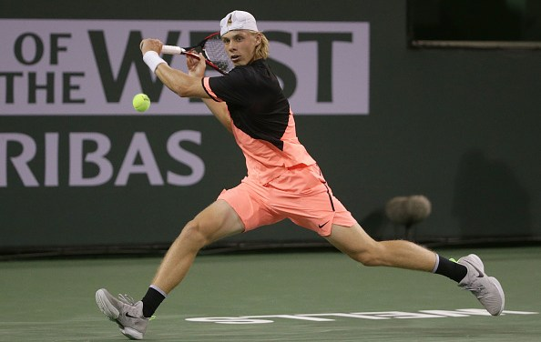 Indian Wells | Shapovalov makes a succesfull debut