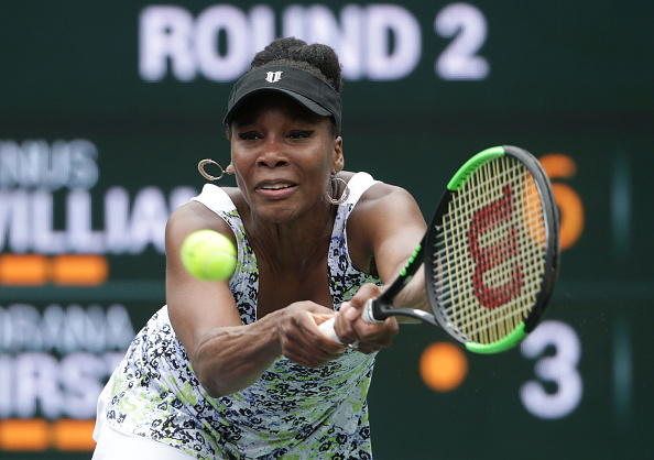 Indian Wells   Williams sisters to face each other