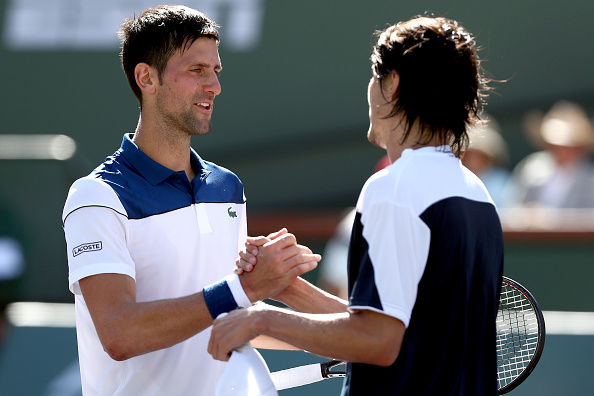 Indian Wells   Subdued Djokovic defeated