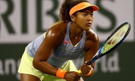 Indian Wells | Osaka the new star