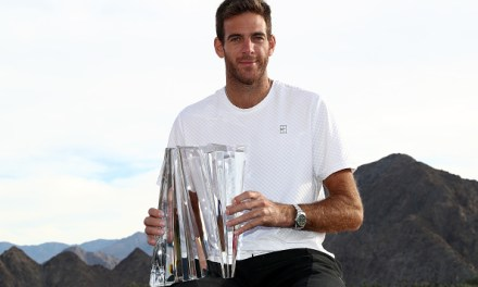 Indian Wells | DelPo upsets Federer