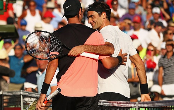 Miami   Counting the impact of Federer's loss to Kokkinakis