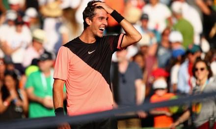 Miami | Kokkinakis KOs Federer