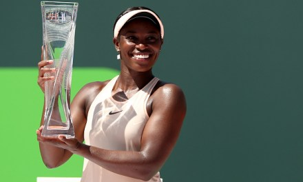 Miami | Stephens collects her home-town title