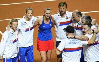 Fed Cup | The Czechs take on the US in the final