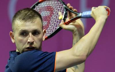 Glasgow | Evans makes main draw