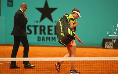 Madrid Open | Johanna Konta knocked out by qualifier
