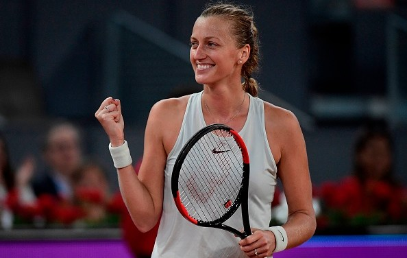 Madrid Open | Petra Kvitova extends wining run to reach final