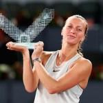 Madrid Open | Petra Kvitova wins record third title