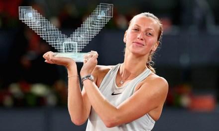 Madrid Open   Petra Kvitova wins record third title