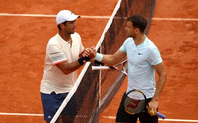French Open | Seeds wobble but Dimitrov crashes out