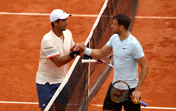 French Open   Seeds wobble but Dimitrov crashes out