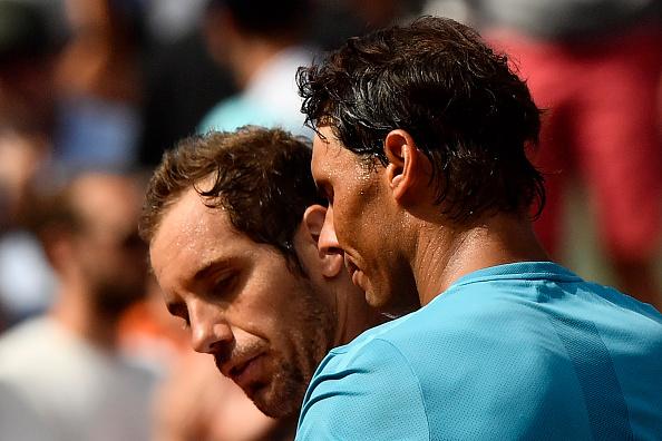 French Open |  Richard Gasquet, Pierre-Hughes Herbert, Lucas Pouille and Gael Monfils all out