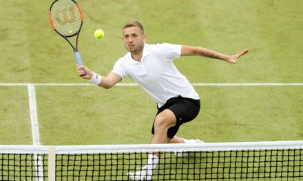 Nottingham | Evans makes Challenger final