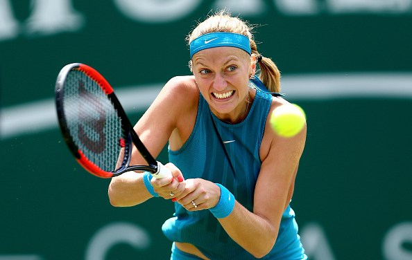 Birmingham | Kvitova on track to successfully defend title