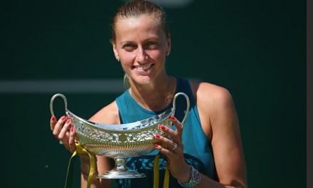 Birmingham | Kvitova makes it two in a row