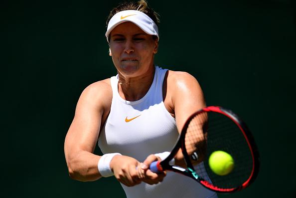 Roehampton | Bouchard starts her bid for the main draw