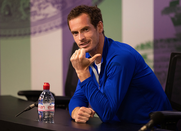Tornto   Federer's withdrawal is Murray's gain