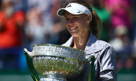Eastbourne | Wozniacki counterpunches her way to title