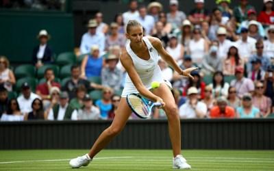 Wimbledon   Pliskova exceeds her previous best