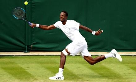 Wimbledon | Monfils fells Querrey