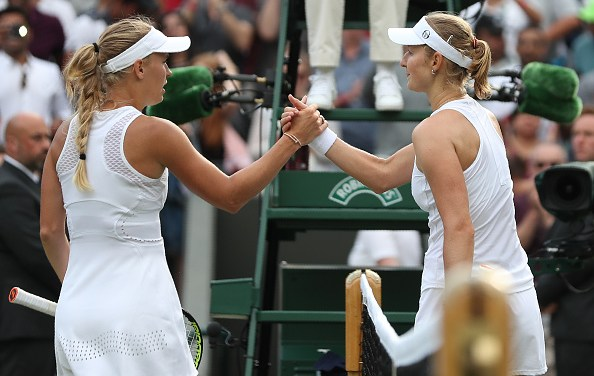 Wimbledon | Tumbling seeds demonstrate depth of women's tennis