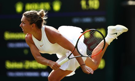 Wimledon | Halep eventually cruises through