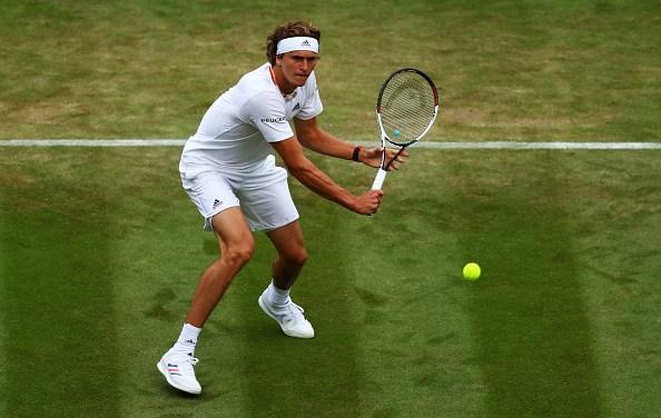Wimbledon | Zverev recovers to  win